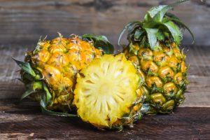 Ananas frais Calories BodySano
