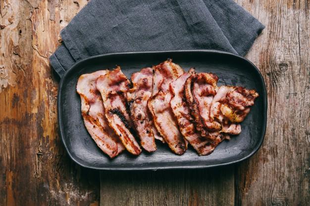 Bacon Calories BodySano