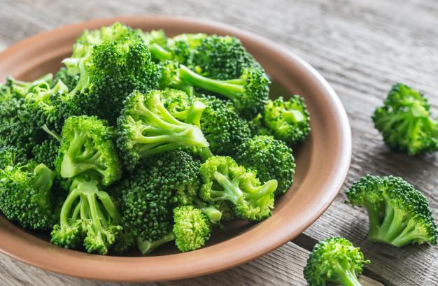 Brocoli Calories BodySano