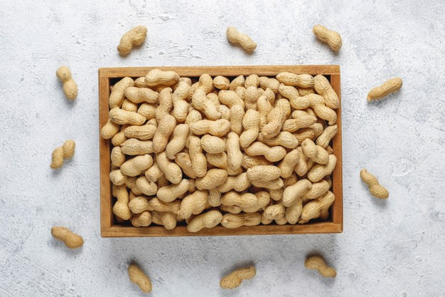 Cacahuete Calories BodySano