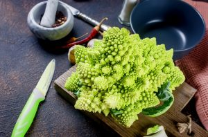 Chou romanesco Calories BodySano