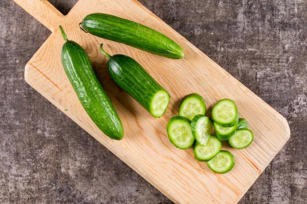Concombre - Combien de calories pour 100g
