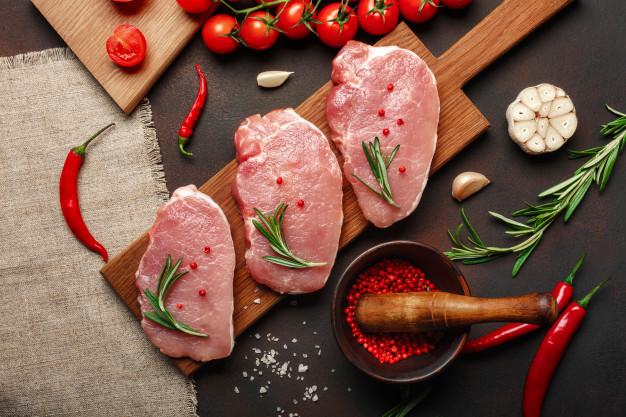 Cotelettes de porc Calories BodySano