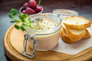 Foie gras Calories BodySano