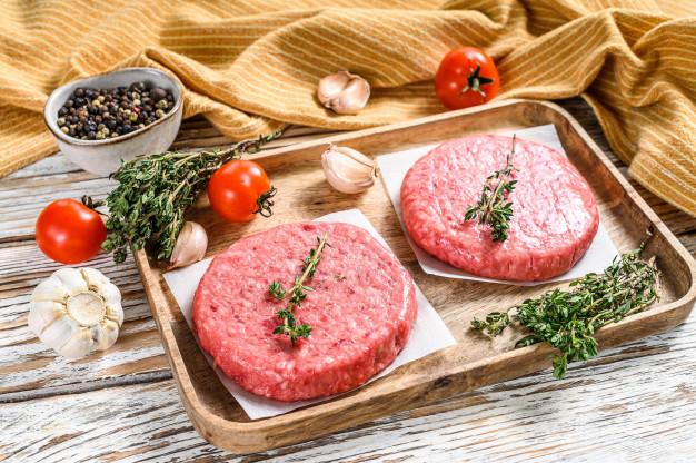 Hamburger Calories BodySano