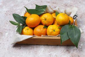 Mandarine Calories BodySano