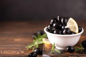 Olive noire Calories BodySano