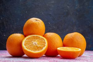 Orange Calories BodySano