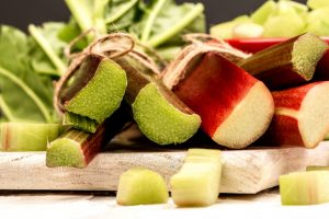 Rhubarbe Calories BodySano