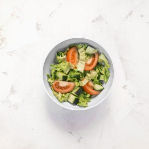 Salade de courgette Recettes BodySano