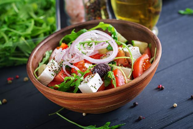 Salade grecque Recettes BodySano