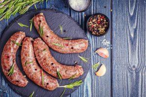 Saucisse de porc Calories BodySano