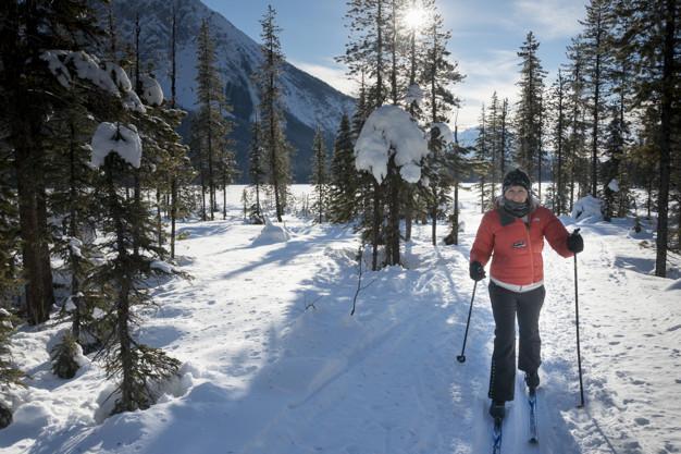 Ski de fond Calories BodySano