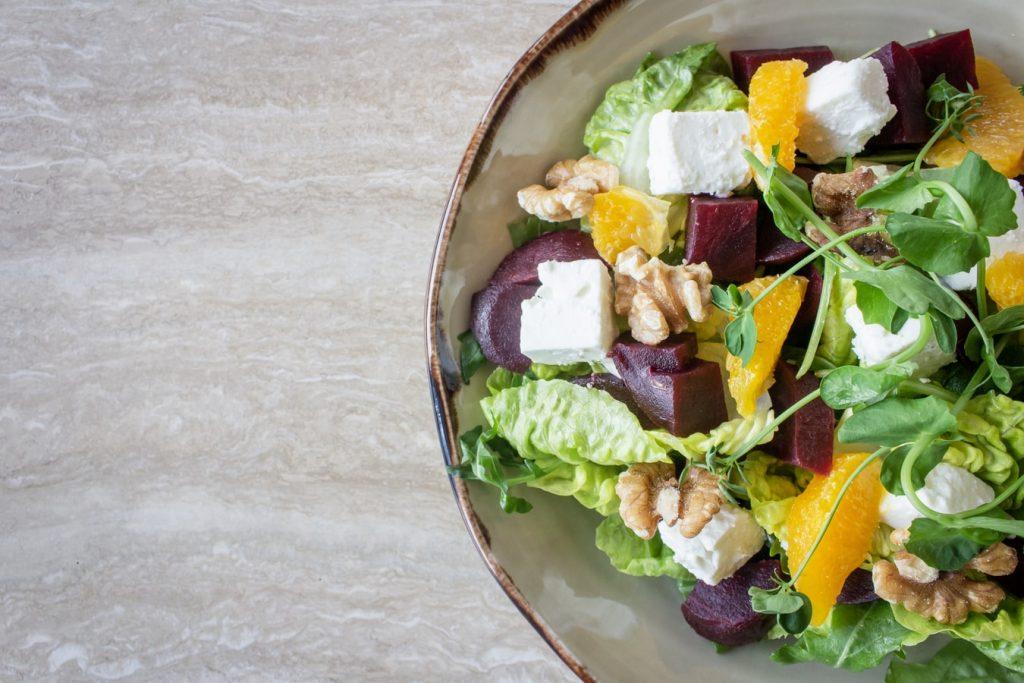 salade grecque pique nique