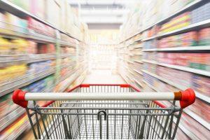supermarche etiquetage