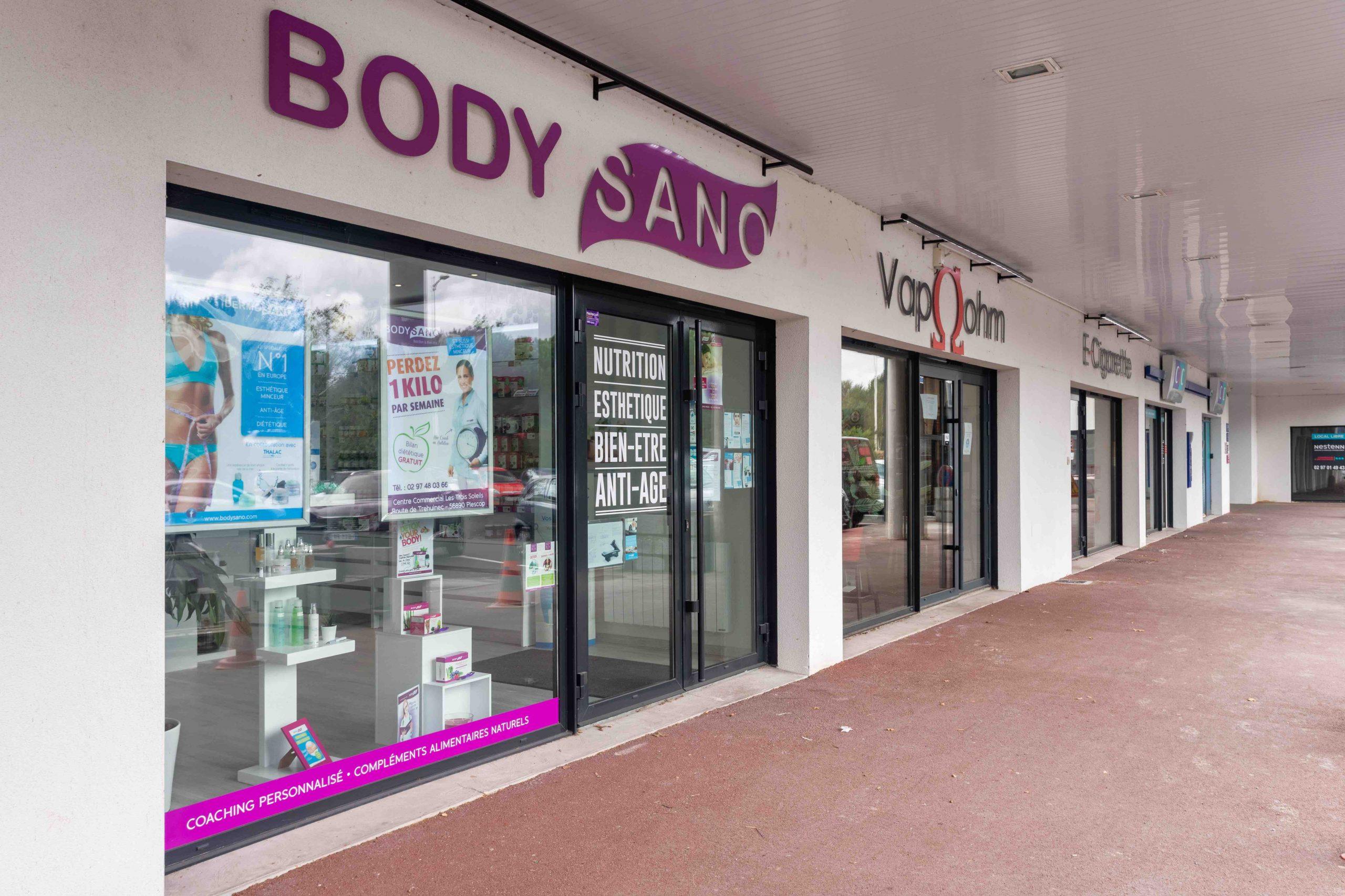 Vannes BodySano Centre small
