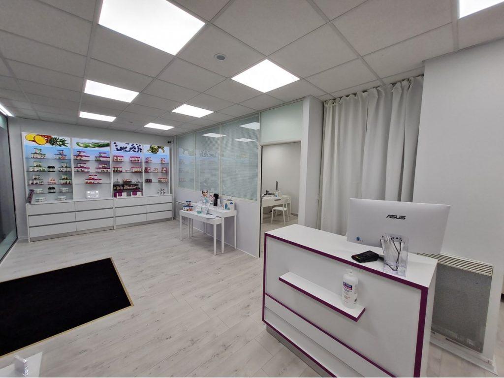 Salon daccueil Nantes
