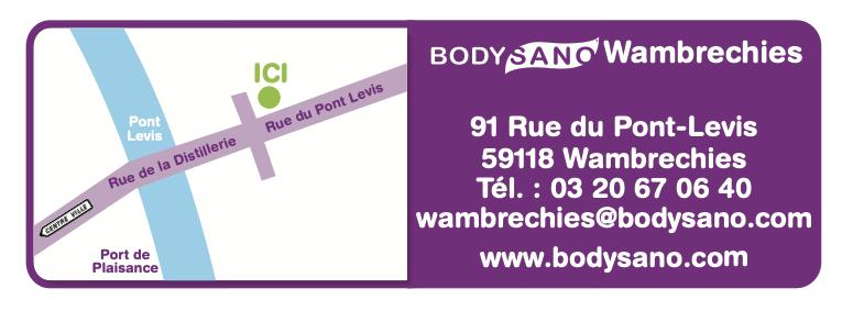 BodySano Wambrechies