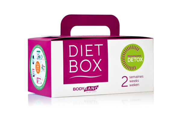 Diet-Box-Detox BodySano