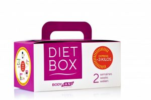 Diet Box Express -3kg BodySano
