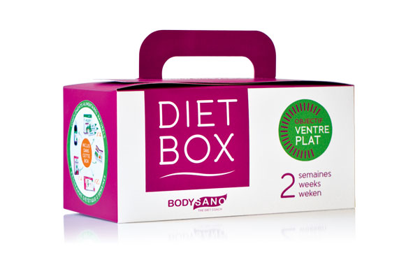 Diet Box BodySano ventre plat