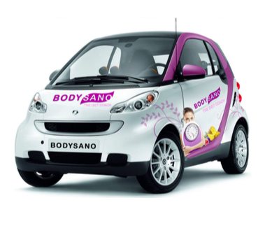 smart logo bodysano