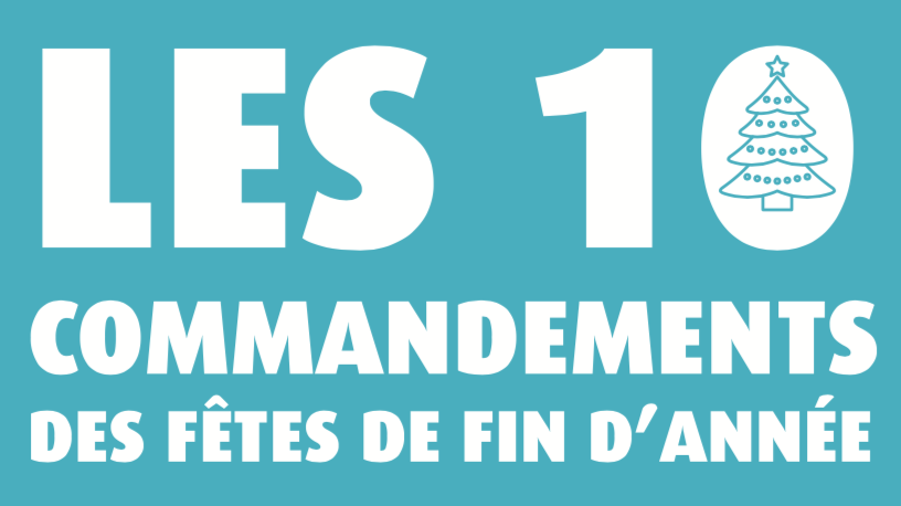 BodySano minimag 10 commandements